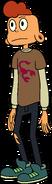 Lars scorpion shirt