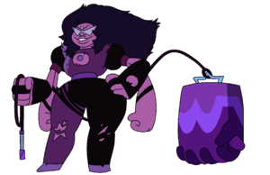 Sugilite - Gen 1 With Weapon.png