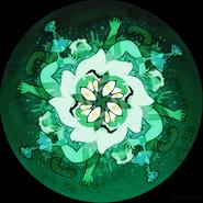 Chille Tid Malachite art