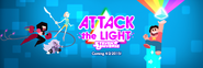 Attack the Light Promo Facebook Banner