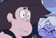 We Need To Talk Stressed Greg and Laughing Baby Amethyst