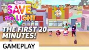 Steven Universe Save The Light - 20 Minutes Of Gameplay