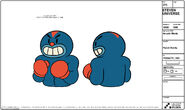 Arcade Mania Model Sheet Punch Buddy