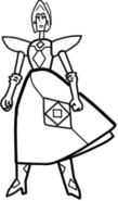 Yellow Diamond Design Concept