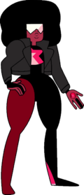Jacket Garnet Redo