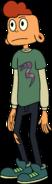 Lars snake shirt
