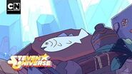 """Fishin' for Compliments"" Steven Universe Cartoon Network"