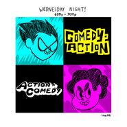 New Wednesdays Promo Art