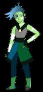 Green Star Sapphire