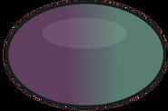 Fluorite Gem (Rhodo)
