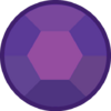 Real Sugilite Chest Gem