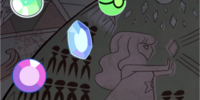 Corrupted Gems were Rose Army Theory