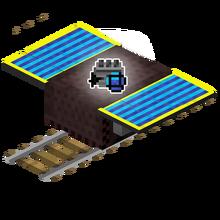 Compact solar engine