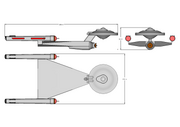 USS Ballarat orthographic