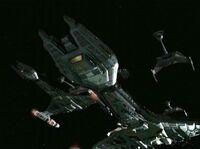 Vorcha fleet, battle ds9