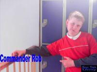 Commander Rob