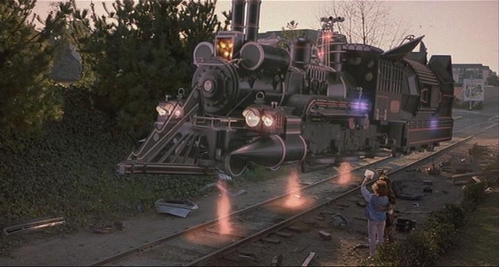 Jules Verne Train Star Trek Expanded Universe Fandom