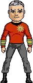 Vice Admiral S. Gunn - Starfleet Headquaters