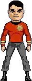 Commander D. Phares - Starbase 134