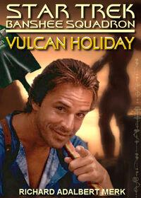 Vulcan Holiday poster
