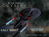 ST-Odyssey advertisement