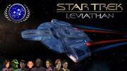 USS Leviathan desktop