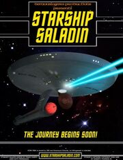 StarshipSaladin Poster