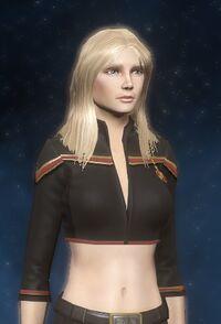 Admiral Anna Walker (Mirror)