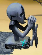 Statue Mana