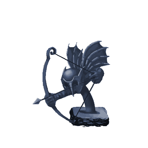 Eclipsor statue