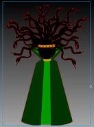 Medusa Early Art