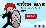 Stick War Legacy Menu