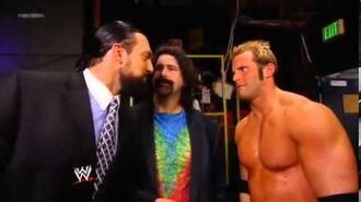 Damien Sandow You're Welcome