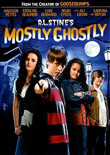 220px-Mostly Ghostly- Who Let the Ghosts Out? FilmPoster