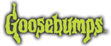 Official goosebumps logo