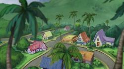 Kokaua Town in Cannonball