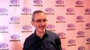 Stitchers Jeff Schechter at WonderCon 2016