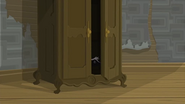 S1 E2 Skunk in cupboard