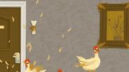 S2 E8 Reef liberates the chickens