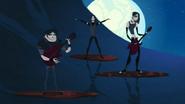 "S2 E8 The Creepy Cretins ""Vampires surf at night"""