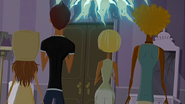 S1 E16 they stare at the ghost