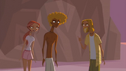 """S1 E8 The Kahuna tells Broseph """"the god of surfing is happy tonight, dude"""""""