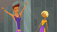 """S1 E8 Reef does not care about Fin's excuse saying """"Nine out of ten! Oh, yeah! Oooh, yeah!"""""""