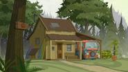 S2 E6 The Kahuna's house