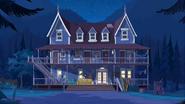 S1 E15 Staff House at night