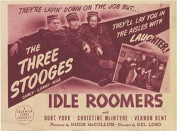 Idle Roomers 1944