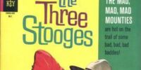 Three Stooges (Gold Key) Comic Issue 17