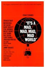 Its a Mad Mad Mad Mad World Poster
