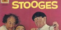 Three Stooges (Gold Key) Comic Issue 6