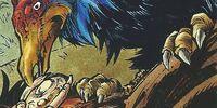 Deep World Raven